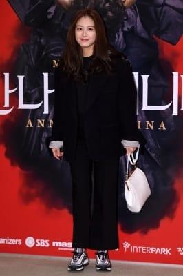 김재경, '은근히 멋있는 패션 센스'