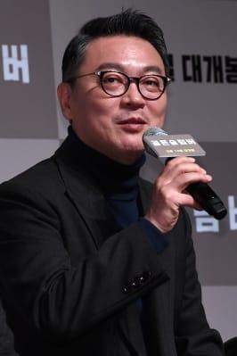 김의성, '열일하는 배우'