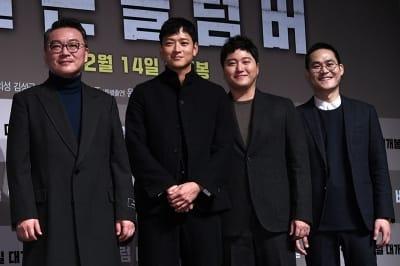 영화 골든슬럼버, '믿고 보는 배우 조합'