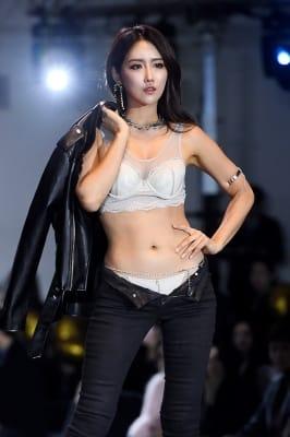 레이싱모델 유다연, '후광이 번쩍!'