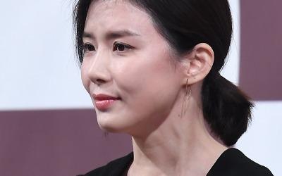 이보영, '학대 아동 생각에 눈물이 왈칵'