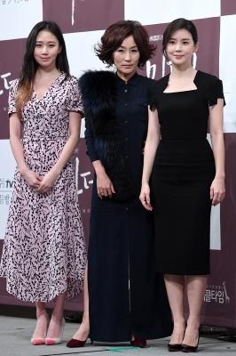 고성희-이혜영-이보영, '다른 매력의 세 배우'