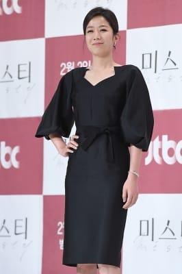 전혜진, '시크한 미소~'