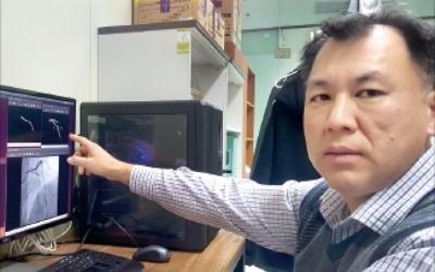 """""""엑스레이만으로 심혈관질환 판독""""… 메디사피엔스 '내비게이션' 개발"""