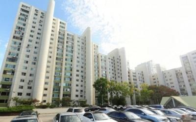 재건축 시동건 '아시아선수촌' 아파트…매물은 '1개' 뿐