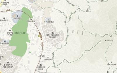 공기 맑은 아파트 1등 북한산 힐스테이트 3차