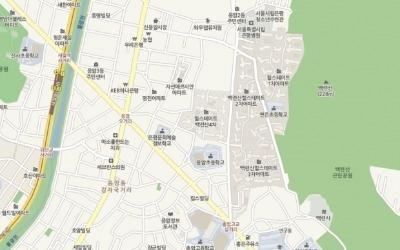 서울 응암동 랜드마크 백련산힐스테이트