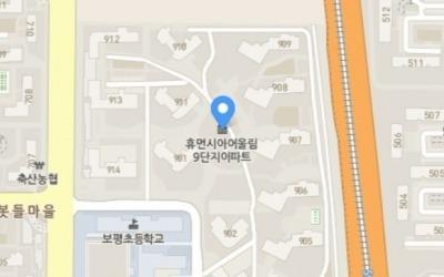 판교신도시 대장 '봇들마을9단지'