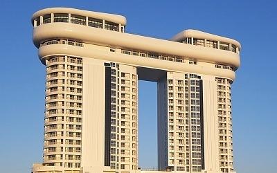 옥상에 인피니티풀 갖춘 스카이베이경포호텔 개장
