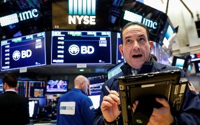 뉴욕증시 미 경제 낙관론 속 혼조…S&P·나스닥 사상 최고 마감