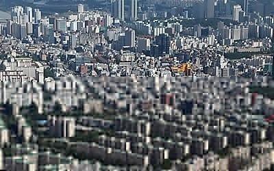 정부 규제에도 작년 서울 아파트 시가총액 100조원 늘어