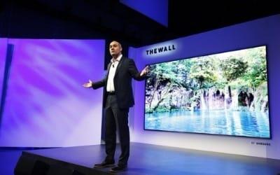 올해 CES 최고의 제품은?… 삼성 '더 월', LG '씽크 큐' 등 꼽혀