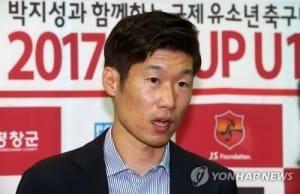박지성 축구협회 유스전략본부장, 영국 런던서 모친상