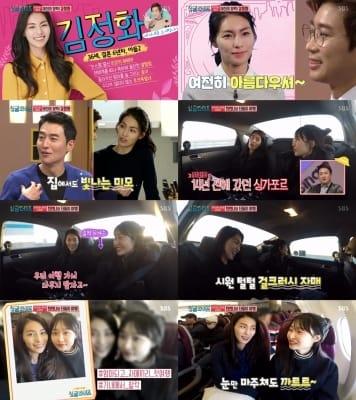 '싱글와이프2' 김정화, 솔직담백+유쾌한 에너지…'걸크러쉬' 매력