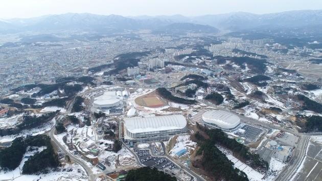 강릉 올림픽파크. / 사진=평창동계올림픽 공식 홈페이지.