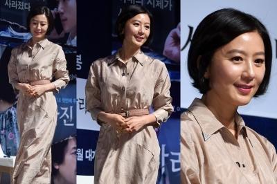 """""""세월 어디로 갔나""""…김희애, 방부제 미모"""