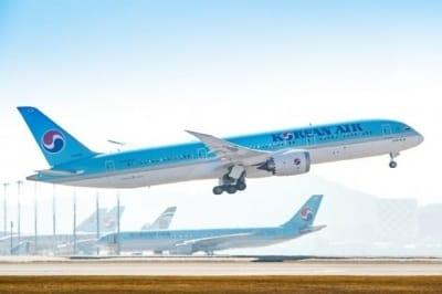 '항공여객 역대 최대'에 대한항공 날았다…사상 최대 순익