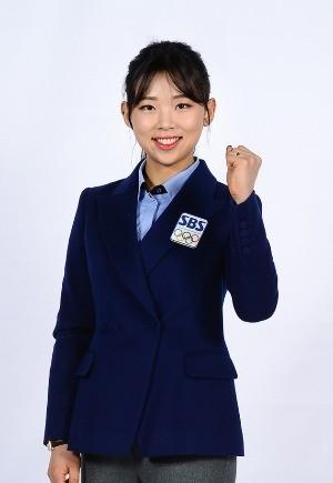 이슬비 SBS 컬링 해설위원. / 사진=SBS 홈페이지