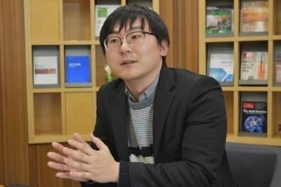 """<인터뷰> 김건우 """"블록체인, 물류·음원 생태계부터 바꿀 것"""""""