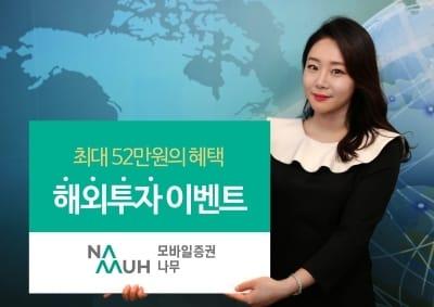 NH투자증권, '나무' 해외투자 이벤트