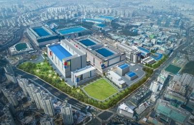 삼성, 2020년 화성 반도체 EUV 공장 본격 가동…미세공정 기술 강화