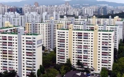 서울 아파트값 상승률 3주째 '미끄럼'
