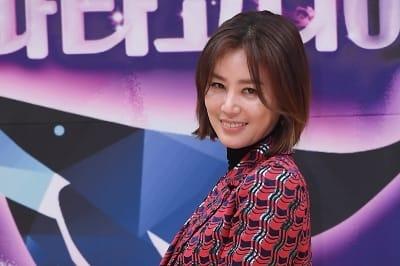 김성령, '매력적인 미소~'