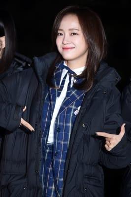 구구단 세정, '특유의 매력 넘치는 미소로~'