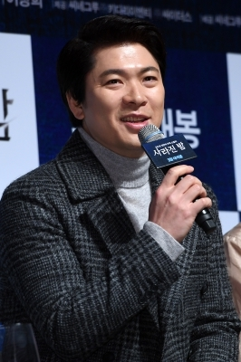 김상경, '형사연기의 지존'