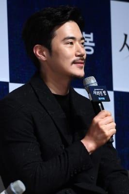 김강우, '훈훈한 남자'
