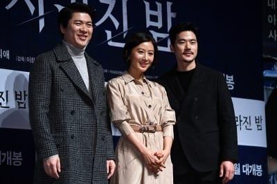 김상경-김희애-김강우, '믿고 보는 배우 조합'