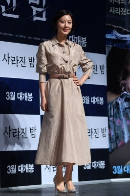 김희애, '오늘도 우아하게'