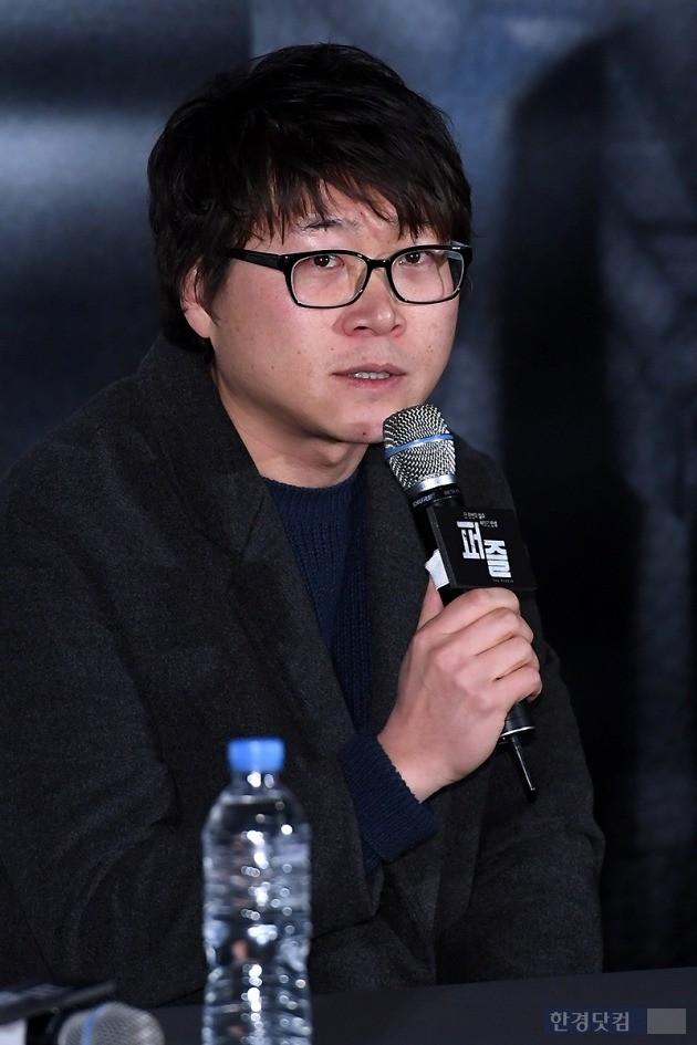 '퍼즐' 임진승 감독 /사진=변성현 기자