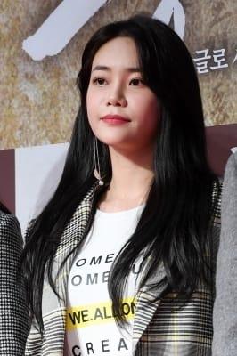 AOA 유나, '시크한 미모~'