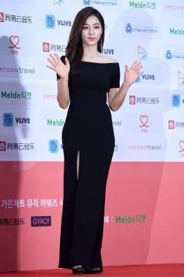 설인아, '감탄을 부르는 미모~' (가온차트뮤직어워드)