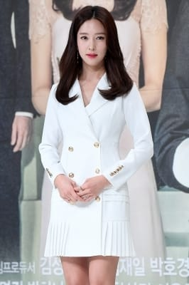 왕빛나, '눈길 사로잡는 눈부신 미모~'