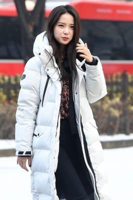 CLC 최유진, '여전히 깜찍한 모습~'
