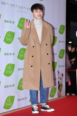 오민석, '훈훈한 미소에 여심 저격'
