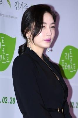 김사희, '안구 정화 미모'
