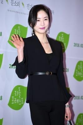 김사희, '아름다운 미소에 시선 집중'