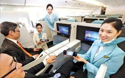 대한항공, 차세대 항공기 속속 도입… '명품 항공사' 날다
