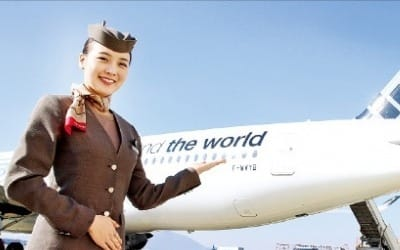 아시아나항공, 고객 만족도 1위
