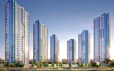 '시흥 연성역 금강펜테리움 센트럴파크' 판상형 설계… 인근 도로교통망 뛰어나