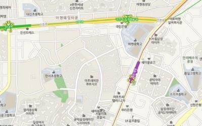 서울 서북권 대장아파트 '마포래미안푸르지오'