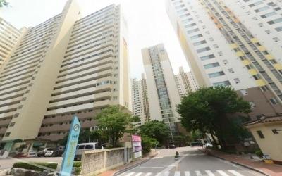 상봉역 더블역세권, 중랑구 '한신 아파트'