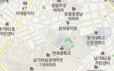 가성비 뛰어난 가재울뉴타운 '남가좌삼성1차'