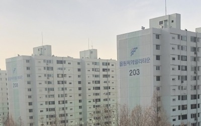 관망세 짙어지는 송파구 30년차 아파트