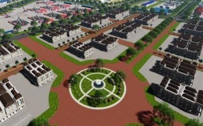 디벨로퍼 센트럴서미트, 인도네시아 스마트도시 개발 업무협약