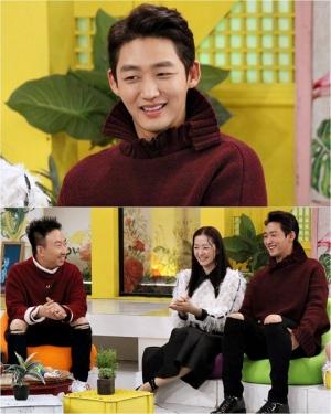"""'해투3' 이태성, 폭탄 고백 """"강호동 때문에 '예능 울렁증 생겼다"""""""