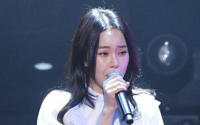 백지영, 단독 콘서트서 남편 정석원 사건 공개 사과